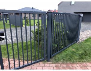 Metalinės tvoros CLASSIC