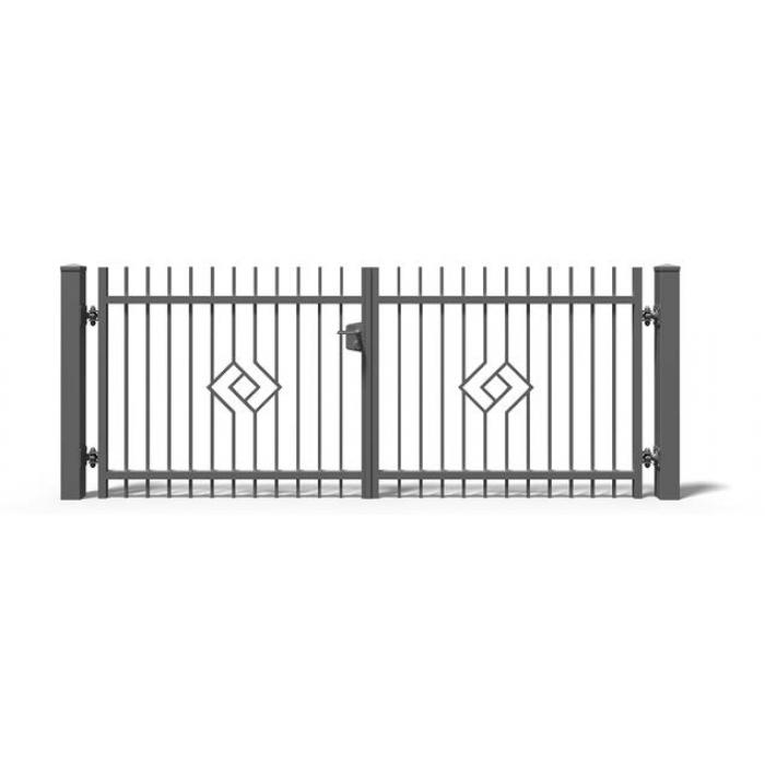 Atveriami vartai  SWG-SZMARAGT