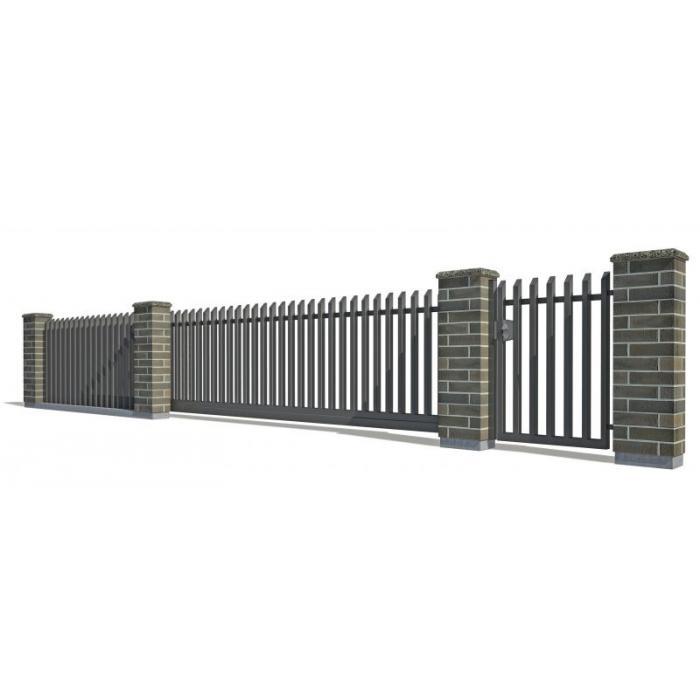 Stumdomi vartai ELITE SG-P200